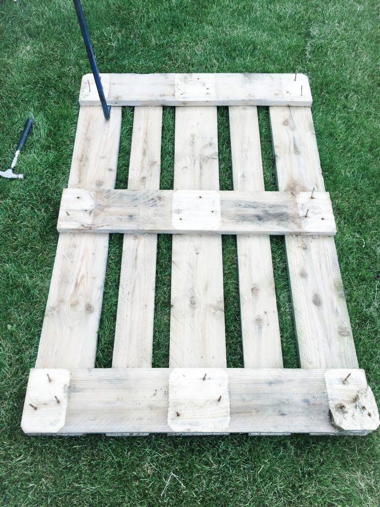 palletræ bordplade