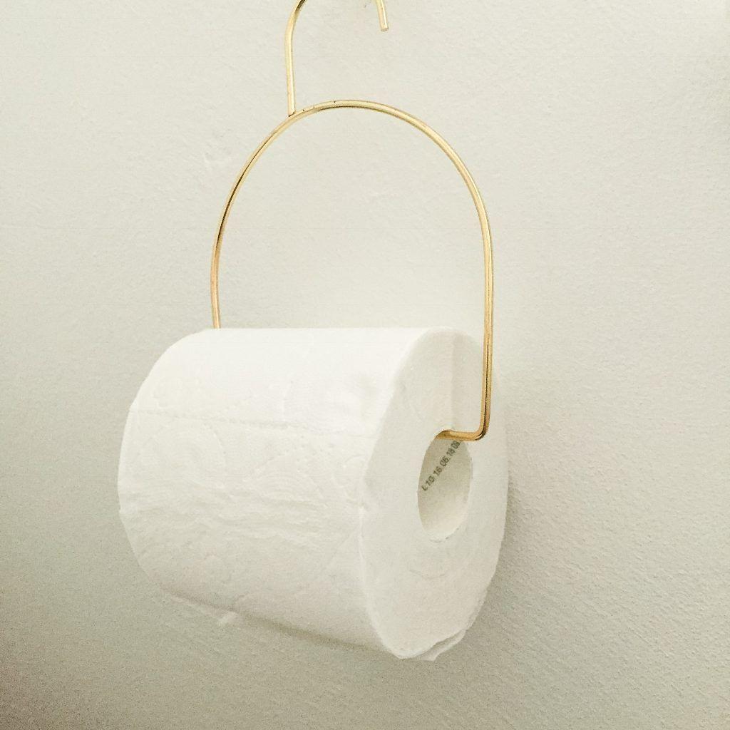 toiletrulleholder makover