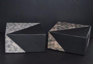 diy gaveæske marmor tavlelak